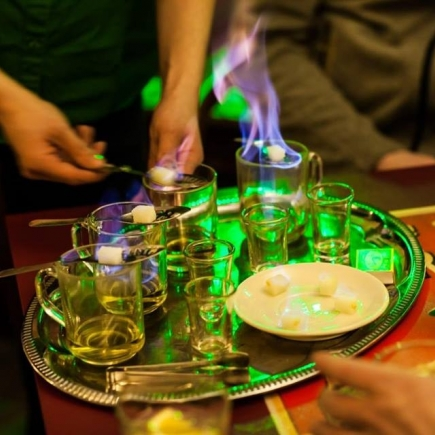 Absinthe Night